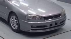 Бампер. Nissan Skyline, ER34, ENR34, HR34 Двигатели: RB25DET, RB25DE, RB20DE. Под заказ