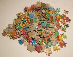 Бумажная мозаика