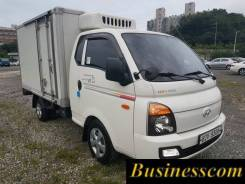 Hyundai Porter II. 2016г. 1 тонна 7,8 куба. Рефка. Без пробега., 2 500куб. см., 1 000кг., 4x2. Под заказ