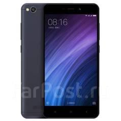 Xiaomi Redmi 4A. Новый, Черный