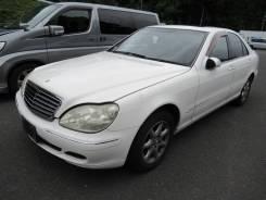 Mercedes-Benz. W220, M112 E37