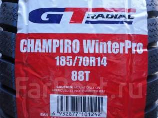 GT Radial Champiro WinterPro. Зимние, без шипов, 2017 год, без износа, 4 шт