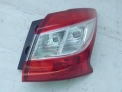 Стоп-сигнал. Nissan Tiida, C13R Двигатель HR16DE
