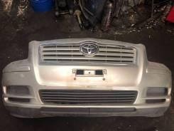Бампер передний Toyota Avensis T25 2003+