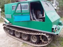 Уралспецтранс. Продается вездеход на гусеничном ходу, 1 500куб. см., 1 000кг., 1 100кг.