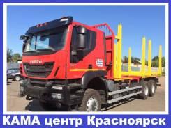 Iveco Trakker. , 12 900куб. см., 24 500кг., 6x6. Под заказ