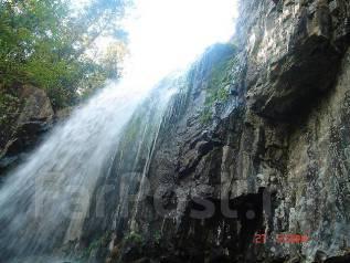 ПЯТЬ водопадов Приморья