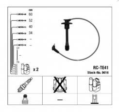 Провода зажигания RC-TE41 (9616) NGK