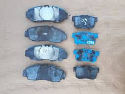 Колодки тормозные. Honda Accord, CL9 Двигатели: K24A, K24A3, K24A4, K24A8