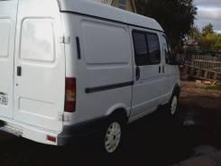 ГАЗ Соболь. Продам газ соболь цельнометалический фургон, 2 000куб. см., 1 000кг.