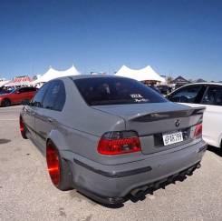 Спойлер. BMW 5-Series, E39 Двигатели: M47D20, M47D20TU, M47D20TU2, M51D25, M51D25T, M51D25TU, M52B20, M52B25, M52B28, M54B22, M54B25, M54B30, M57D25...