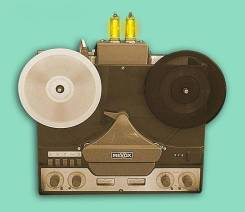 Ремонт катушечных магнитофонов