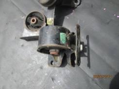 Подушка коробки передач. Toyota Carina, ST215 Двигатель 3SFE