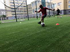 Персональные тренировки по футболу