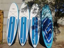 Сезонная распродажа надувных SUP Shark и Gladiator. Акция длится до 31 октября