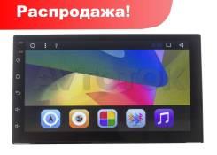 Универсальная 2DIN (178х100) магнитола Android 6.0.1 2D-1109