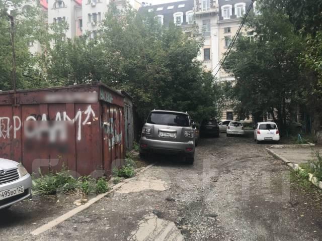 Гаражи металлические. улица Семеновская 23в, р-н Центр, подвал. Вид снаружи