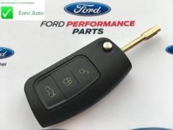 Корпус ключа. Ford Focus, CB4, DA3, DB Ford S-MAX Ford Fiesta Ford Mondeo, B4Y, B5Y, BWY Двигатели: AODA, AODB, AODE, ASDA, ASDB, G6DA, G6DB, G6DD, G8...
