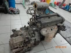 Двигатель в сборе. Honda: Orthia, CR-V, S-MX, Integra, Stepwgn Двигатели: B20B, B20B2, B20B3, B20B9, B20Z1, B20Z3, B18B1, B18B3, B18C3