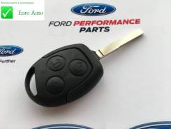 Корпус ключа. Ford Fusion Ford Focus Ford Mondeo