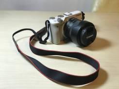 Canon EOS M3. 20 и более Мп, зум: 3х