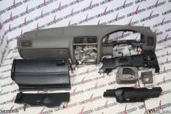 Панель приборов. Toyota Celsior, UCF20, UCF21 Lexus LS400, UCF20 Двигатель 1UZFE