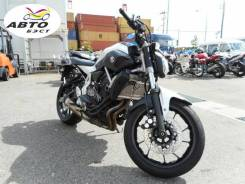 Yamaha MT-07. 700куб. см., исправен, птс, без пробега