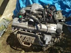 Двигатель в сборе на Toyota Land Cruise 80 1FZ