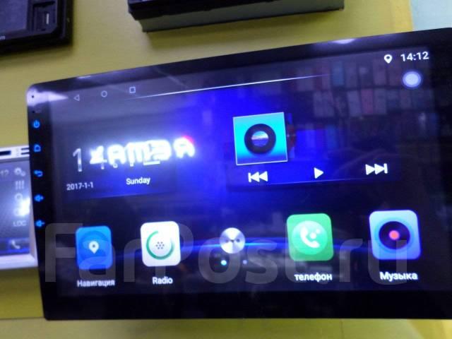 Автомагнитола Android 7 1 Quad-core T3 K2001M - Магнитолы во