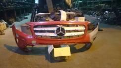 Бампер с решеткой Mercedes-Benz GLA