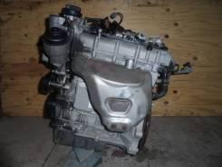Двигатель Volkswagen Golf BLF D4 №302418 пр.42442 2006г