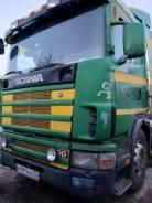 Scania R124. тягач - 700 000 руб 1998 г., 24 000кг., 8x2