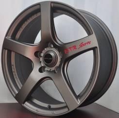 """Sakura Wheels. 7.5x17"""", 5x114.30, ET40"""
