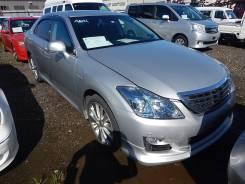 Toyota Crown Hybrid. GWS204, 2GRFSE