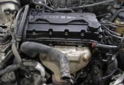Двигатель 1.6 Chevrolet