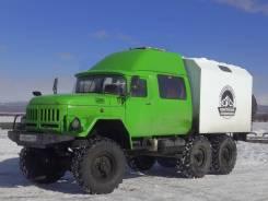 ЗИЛ 131. Продается дизельный Двухкабинный ЗИЛ-131 Автодом, 6 000кг., 6x6