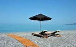 Земельный участок на берегу Чёрного моря. 819кв.м., собственность, от частного лица (собственник)