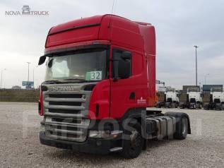 Scania R420. Седельный тягач , 11 705куб. см., 13 000кг.