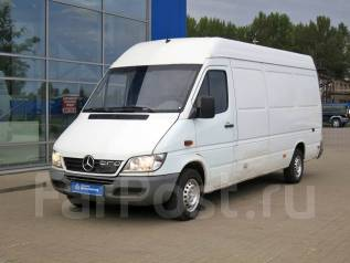 Mercedes-Benz Sprinter. - цельнометаллический фургон 2004г., 2 148куб. см., 1 400кг., 4x2