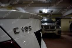 Спойлер багажника. Mercedes-Benz C-Class, W204