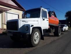 Коммаш КО-503В. Продается ГАЗ 3309 Ассенизатор, 4 750куб. см., 5 000кг.