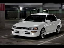 Порог кузовной. Toyota: Corsa, Premio, Sprinter, Wish, Allex, Sprinter Carib, Matrix, Tercel, Corolla Levin, Crown, Opa, Corolla, Picnic Двигатели: 1N...