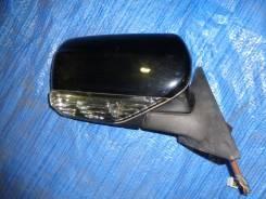 Зеркало заднего вида боковое. Subaru Forester, SG, SG5