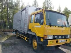 Mitsubishi Fuso. Продам грузовой рефрижератор, 6 565куб. см., 7 000кг., 6x2