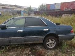 Toyota Crown. ПТС тойота кроун JZS153 1998г