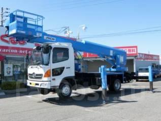 Hino Ranger. автовышка 27 метров, 8 000куб. см., 27м. Под заказ