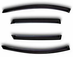 Дефлекторы и ветровики. Chevrolet Captiva