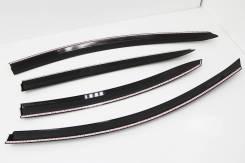 Дефлекторы и ветровики. Hyundai Tucson, JM Двигатели: D4EA, G4GC, G6BA