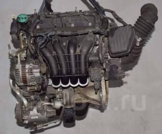 Двигатель в сборе. Mitsubishi Lancer, CX2A Двигатель 4A91