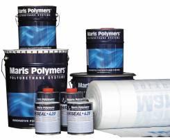 Гидроизоляция Maris Polymers кровля, фундамент, полы, стены, бассейн